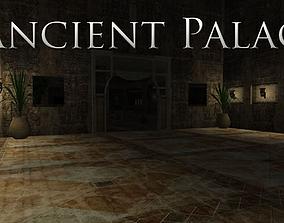 3D asset Ancient Palace