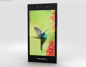 3D model BlackBerry Leap Black