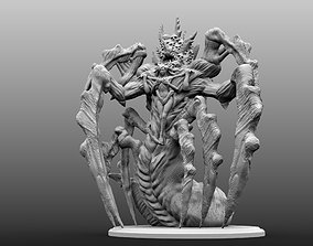 Warlock Demon Lord Patron 3D printable model