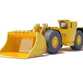 3D Underground Mining Loader R1600G