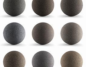 3D 10 Asphalt Textures - 8K Scans