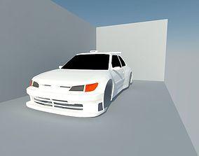 Peugeot 306 Maxi 3D print model
