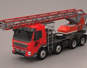 3D asset realtime Truck