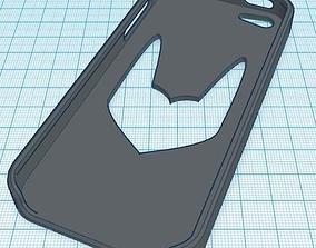 IPHONE 5 BATMAN CASE 3D printable model