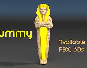 3D model The Mummy