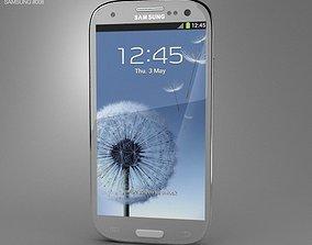 Samsung Galaxy S III 3D asset