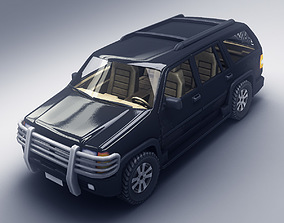 3D model SUV 3
