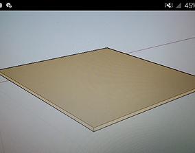 Cheese 3D print model