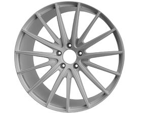 Car Wheel Rim 19 Inch 3D model