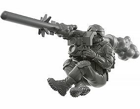 javeline 3D print model