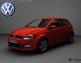Volkswagen Polo 3doors 2010