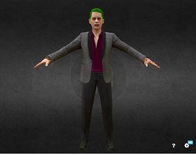 3D print model Joker ledger