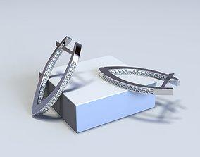 female diamond earrings models for jewelers
