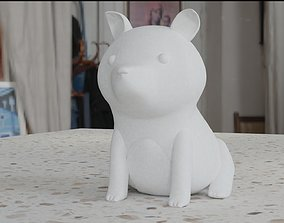 Puppy 3D printable model