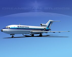 Boeing 727-100 Eastern Airlines 2 3D