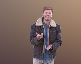 Andrew 10391 - Talking Casual Man 3D asset