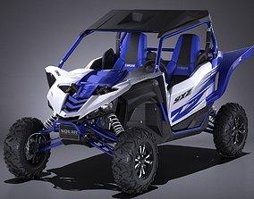 Yamaha YXZ 1000R SS 2017 3D