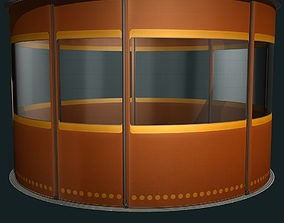 3D Temporary isolation cell