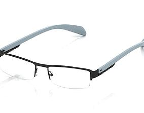 Eyeglasses for Men and Women 3D print model accessory