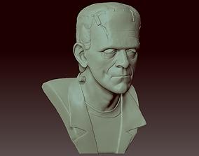 3D printable model Frankenstein Monster