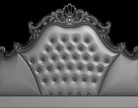 Furniture 3D relief models