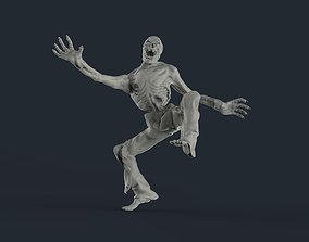 Zombie 02 3D print model
