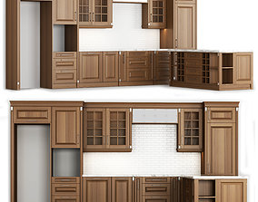 Kitchen by Wood Design 3D model