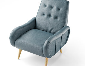 3D model Losange Chair