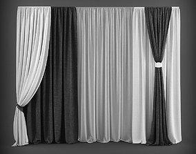 Curtain 3D model 40