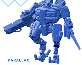 traveler Parallax Warsuit 3D print model