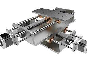 3D model CNC Table