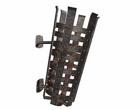 3D asset Iron Brazier PBR