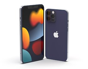 iPhone 12 Pro or iPhone 13 Pro and Max 3D