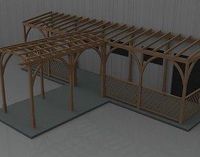 Entrance Enclosure 3D model