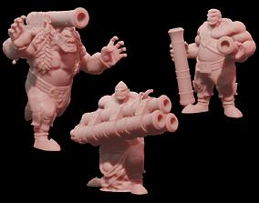 3D print model Pirate Gigants