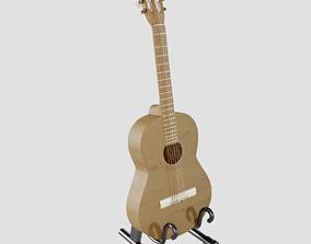 3D various-models Acoustic Guitar