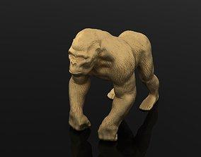 Gorrila 158 3D print model