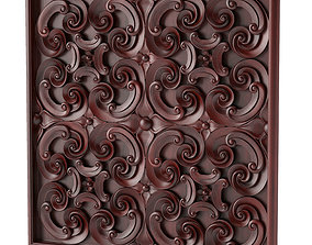 3D carving Decorative panel 5