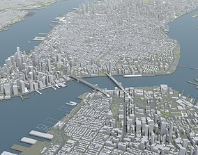 New York City Model 3D