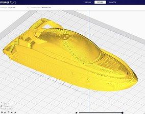 Yacth Cruise toy 3D print model