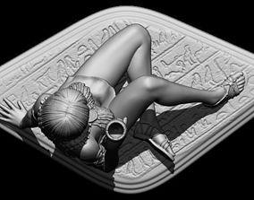 3D print model Egyptian Queen