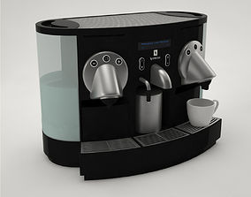3D model Pro - Coffee Maker Nespresso Aguila - Gemini