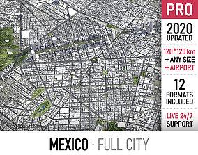 Mexico 3D asset