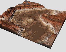 Detailed Canyon Model realtime