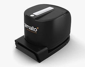 3D Thales Gemalto CR5400