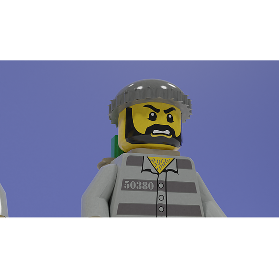 LEGO thivevs