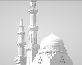 3D model Muhammad Mosque