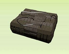 3D model Satchel Charge