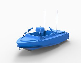 Battleship mod4 3D printable model
