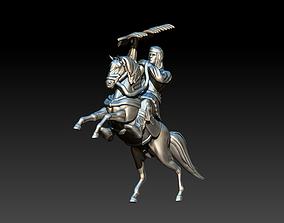 3D print model Chief Osceola FSU Mascot